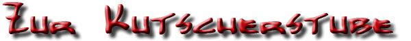 Zur Kutscherstube Logo